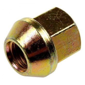 Dorman® - Zinc with Yellow Chromate Bulge Conical Seat Lug Nuts