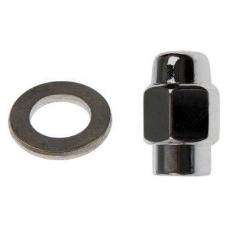 Dorman® - Chrome Mag Flange Seat Lug Nuts