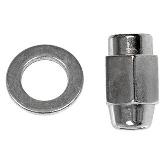 Dorman® - Chrome Mag Perpendicular Seat Lug Nuts