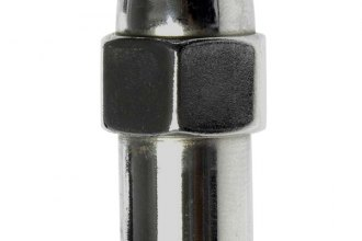 Dorman® - Chrome Mag Flange Seat Lug Nut
