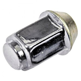 Dorman® - Natural Dometop Capped Conical Seat Lug Nuts