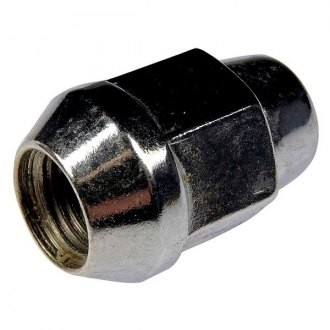 Dorman® - Chrome Bulge Acorn Cone Seat Lug Nut