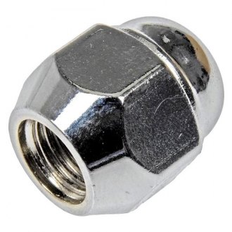 Dorman® - Chrome Acorn Cone Seat Lug Nuts