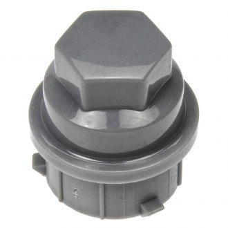 Dorman® - Gray Wheel Fastener Covers