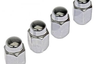Dorman® - Chrome Acorn Conical Seat Lug Nuts