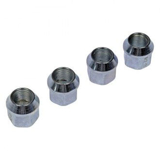 Dorman® - Chrome Cone Seat Bulge Open End Lug Nuts