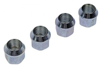 Dorman® - Chrome Bulge Seat Open End Lug Nuts