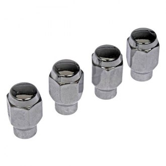 Dorman® - Chrome E-T/Ultra Seat Lug Nuts