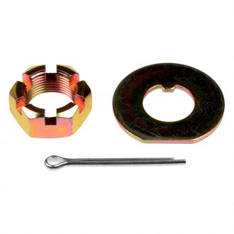 Dorman® - Front Spindle Lock Nut Kit