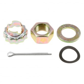 Dorman® - AutoGrade™ Front Spindle Lock Nut Kit