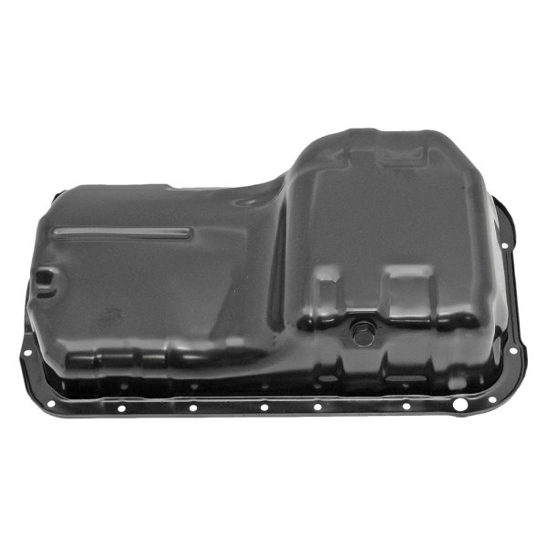 Dorman honda accord 1998 2002 engine oil pan for Motor oil for honda civic 1998