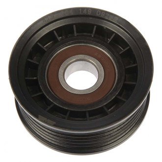 Dorman® - HD Solutions™ 6 Grooves Polyamide 6.6 with 30% Glass Fiber Fill Idler Pulley