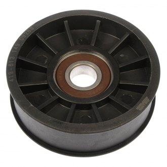 Dorman® - TECHoice™ Smooth Pulley Regular Type 1 Groove Polyamide 6.6 with 30% Glass Fiber Fill Idler Pulley