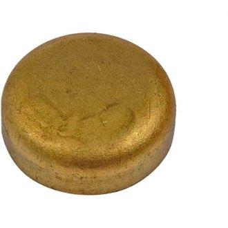 Dorman® - Autograde™ Bagged Brass Shallow Cup Oil Galley Plug