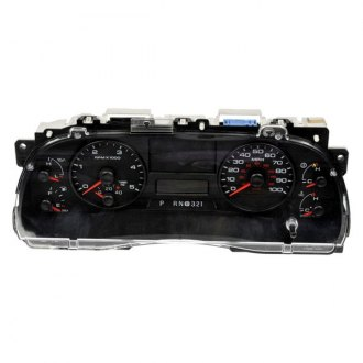 Dorman® 599-820 - OE Solutions™ Remanufactured Instrument Cluster