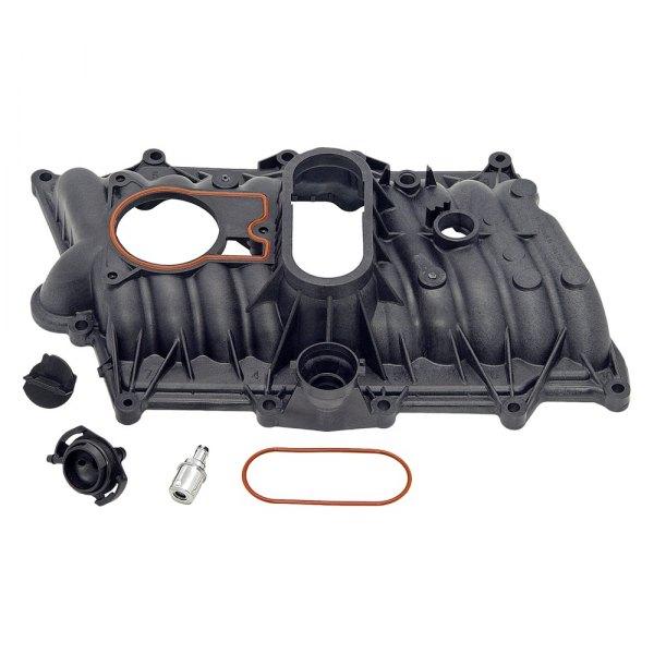 Black Plastic Intake Manifold