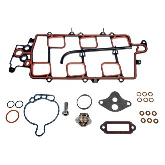 Dorman® - Plastic with Rubber Intake Manifold Gasket Set