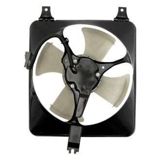 Dorman® - Right A/C Condenser Fan Assembly