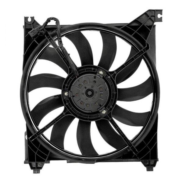 Hyundai 25386-3D180 Engine Cooling Fan Motor