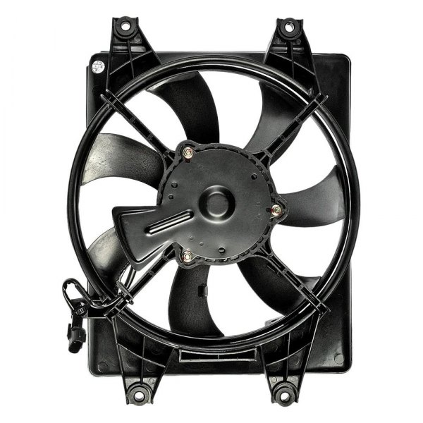 Hyundai Replacement Parts Online: Hyundai Accent 2001 A/C Condenser Fan Assembly