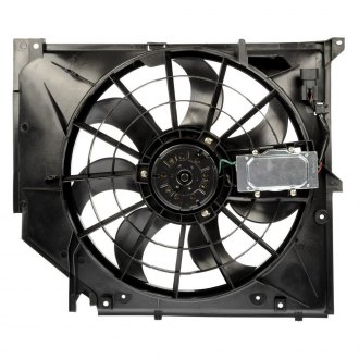 Dorman® - Radiator Fan Assembly with Controller