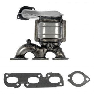 Dorman® - Rear Exhaust Manifold with Integrated Catalytic Converter