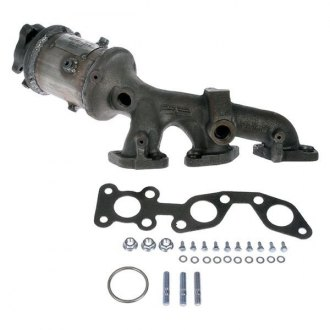 Dorman® - Driver Side Exhaust Manifold with Integrated Catalytic Converter