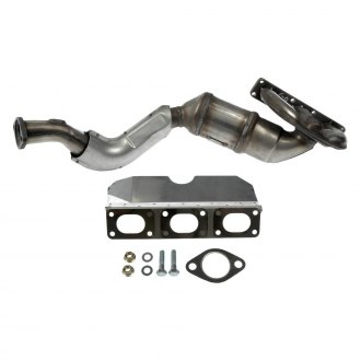 Dorman® - Passenger Side Exhaust Manifold with Integrated Catalytic Converter