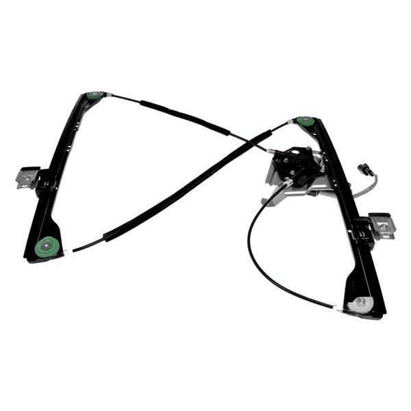 741-593 10322522 10376805 15911245 Front Right Passenger Side Power Window Regulator with Motor Compatible for 2002-2007 Buick Rendezvous 2001-2005 Pontiac Aztek