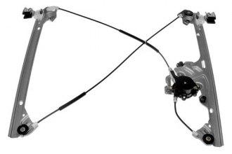 Dorman® - Front Driver Side Power Window Motor and Regulator Assembly