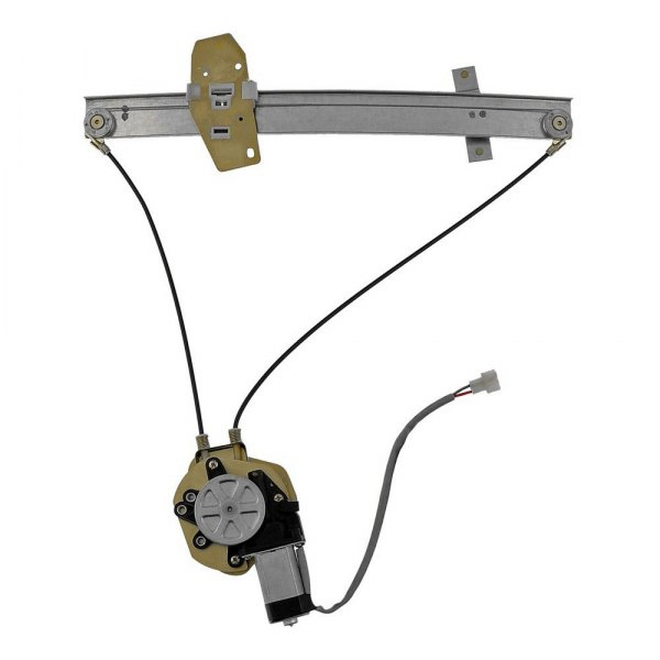 Dorman® - Front Driver Side Power Window Regulator and Motor Assembly