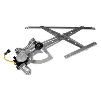 Dorman® - Front Left Power Window Motor and Regulator Assembly