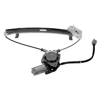 Dorman® - Front Power Window Motor and Regulator Assembly