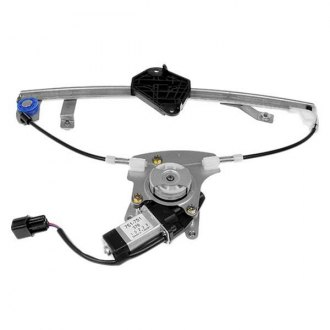 Dorman® - Rear Power Window Motor and Regulator Assembly