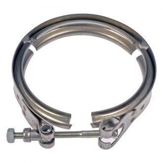 Dorman® - Stainless Steel Silver Metal V-Band Exhaust Manifold Clamp