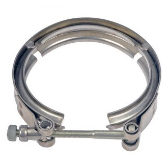 Dorman® - Stainless Steel Silver Metal Exhaust Manifold Clamp