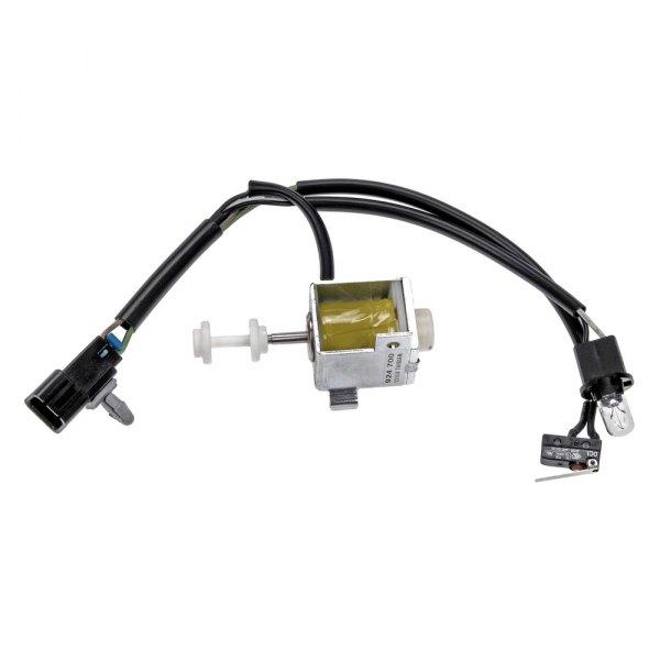 Service manual [2012 Ford Escape Transmission Interlock ...