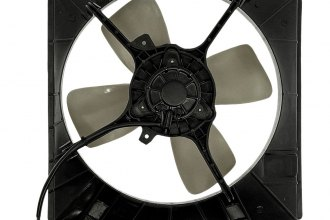 Dorman® - Radiator Fan Assembly