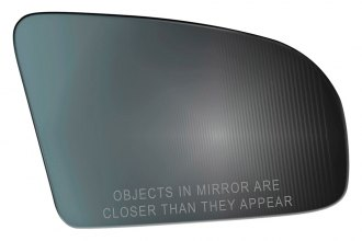 Dorman® - Passenger Side Manual / Remote Replacement Door Mirror Glass