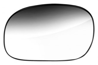 Dorman® - Manual / Power Side Mirror Glass with Backing Plate