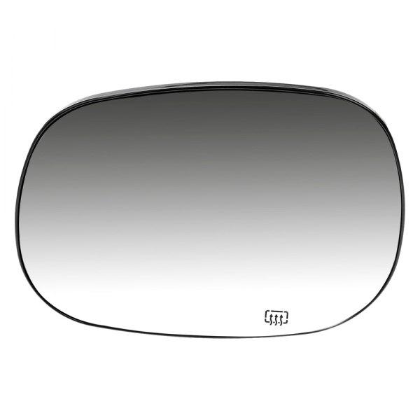 Driver Side Heated Plastic Backed Mirror Glass Dorman 56216 HELP!-Look
