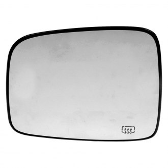 Dorman® - Mirror Glass with Backing Plate