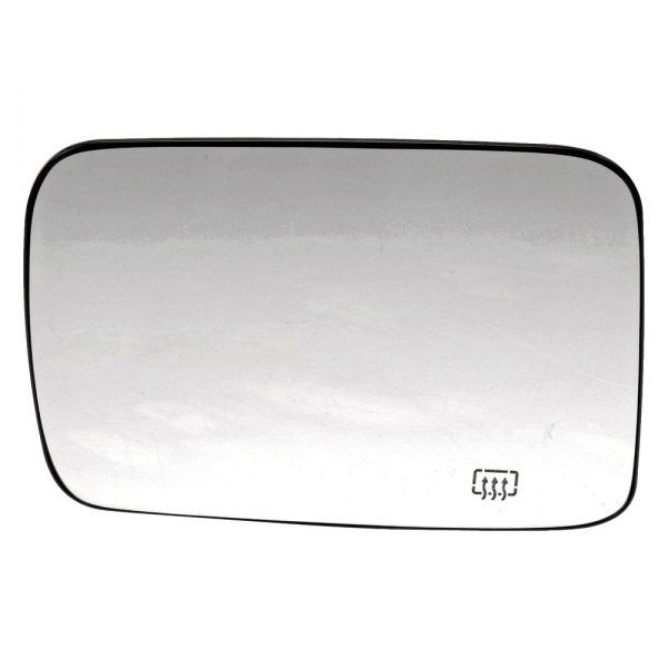 Jeep Commander Passenger Side Mirror Glass