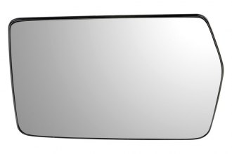 Dorman® 56313 - Driver Side Door Mirror Glass with Backing Plate