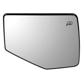 Dorman® - Passenger Side Power Mirror Glass (Heated)