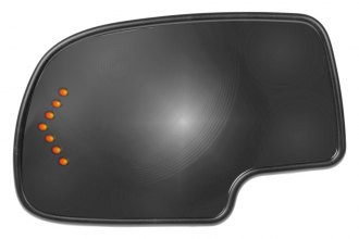 Dorman® 56318 - Driver Side Door Mirror Glass with Backing Plate