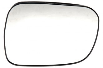 Dorman® - Power Side Mirror Glass with Backing Plate