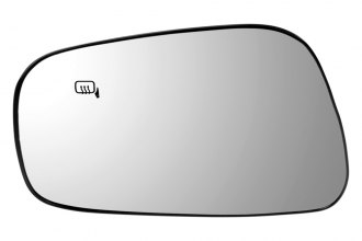 Dorman® 56506 - Driver Side Power Door Mirror Glass with Backing Plate