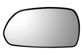 Dorman® - Side Mirror Glass with Backing Plate