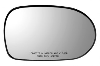 Dorman® 56613 - Passenger Side Door Mirror Glass with Backing Plate
